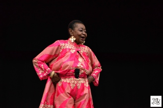 Calypso Rose - Pic by Vicky Chleide (Musically Yours)