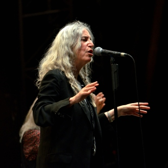 Patti Smith - Pic by Vicky Chleide