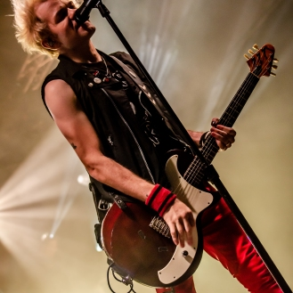 Sum 41 - Pic by Vicky Chleide